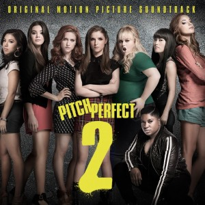 Pitch Perfect 2 Album Art