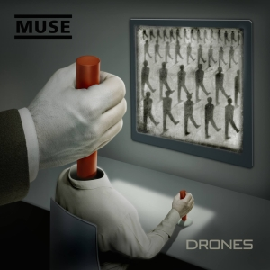 Drones by Muse Album Art