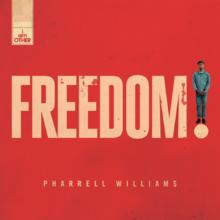 Freedom by Pharrell Williams Album Art