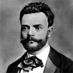 Antonín Dvorák portrait