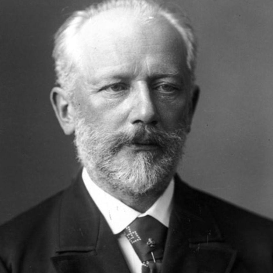 Pyotr Ilyich Tchaikovsky portrait