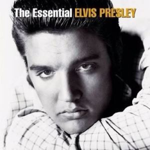 Elvis Presley Album Art