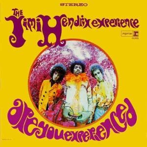 Jimi Hendrix Experience Album Art