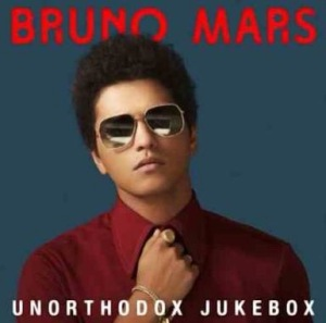 Bruno Mars Album Art