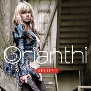 Orianthi Album Art