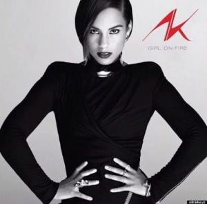 Alicia Keys Album Art