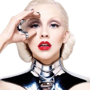 Christina Aguilera Album Art
