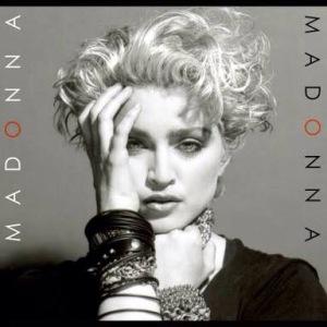 Madonna Album Art