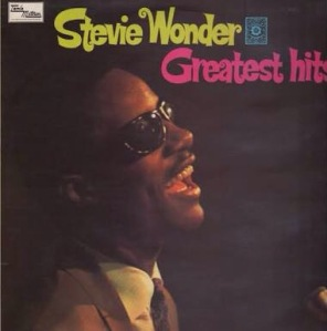 Stevie Wonder Album Art