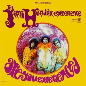 Jimi Hendrix Album Art