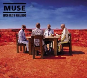 Muse Album Art