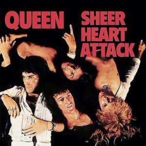 Queen Album Art
