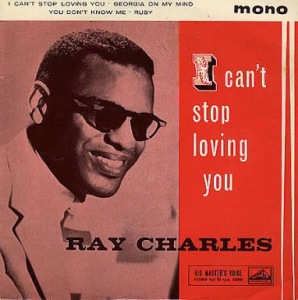 Ray Charles Album Art