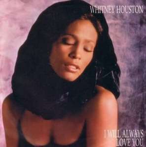 Whitney Houston Album Art