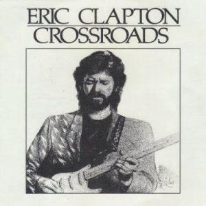 Eric Clapton Album Art