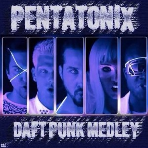Pentatonix Album Art