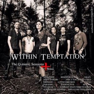Within Temptation Album Art