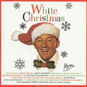 White Christmas by Bing Crosby Album Art