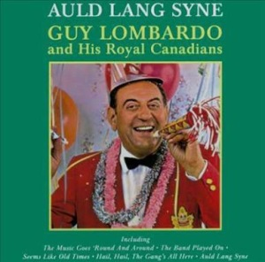 Auld Lang Syne by Guy Lombardo Album Art
