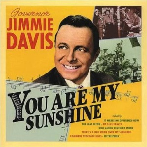 You Are My Sunshine by Jimmie Davis Album Art