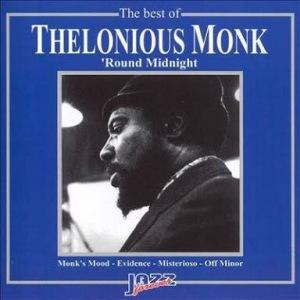 'Round Midnight by Thelonius Monk Album Art