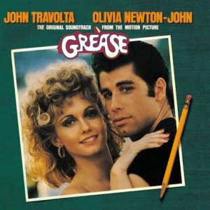 Grease Soundtrack Album Art
