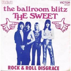 Ballroom Blitz Album Art