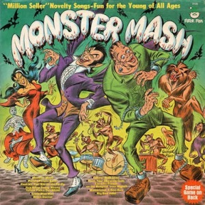 Monster Mash Album Art