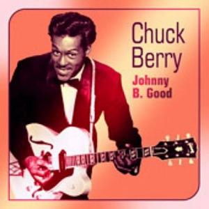 Johnny B Goode by Chuck Berry Album Art