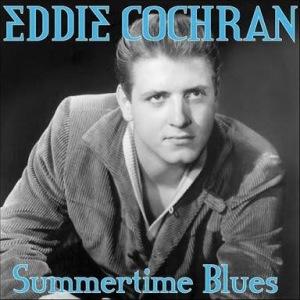 Summertime Blues by Eddie Cochran Album Art