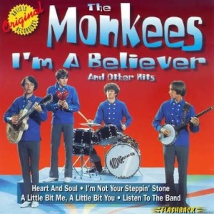 I'm A Believer by The Monkees Album Art