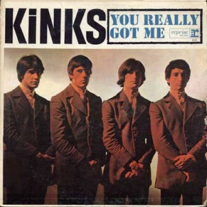 You Really Got Me by The Kinks Album Art