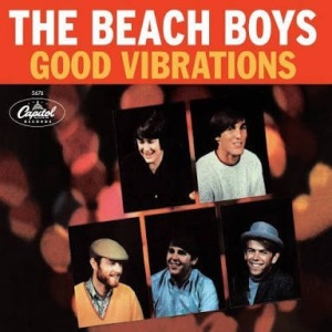 Good Vibration by The Beach Boys Album Art