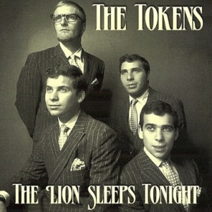 The Lion Sleeps Tonight by The Tokens Album Art