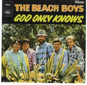 God Only Knows by The Beach Boys Album Art